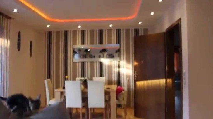 Medium Size of Wohnzimmer Indirekte Beleuchtung Selber Bauen Anleitung Machen Decke Led Boden Ideen Wand Modern Youtube Board Tapete Lampe Hängeschrank Weiß Hochglanz Wohnzimmer Wohnzimmer Indirekte Beleuchtung