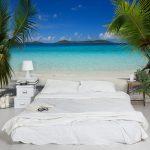 3d Fototapete Karibik Perfect Maledives Vliestapete Premium Breit Wohnzimmer Schlafzimmer Fenster Fototapeten Küche Wohnzimmer 3d Fototapete