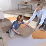 Teppichfliesen Kreative Raumgestaltung Mit Teppich Regal Kinderzimmer Regale Weiß Sofa Kinderzimmer Teppichboden Kinderzimmer