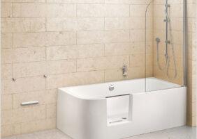 Badewanne Mit Tür Und Dusche