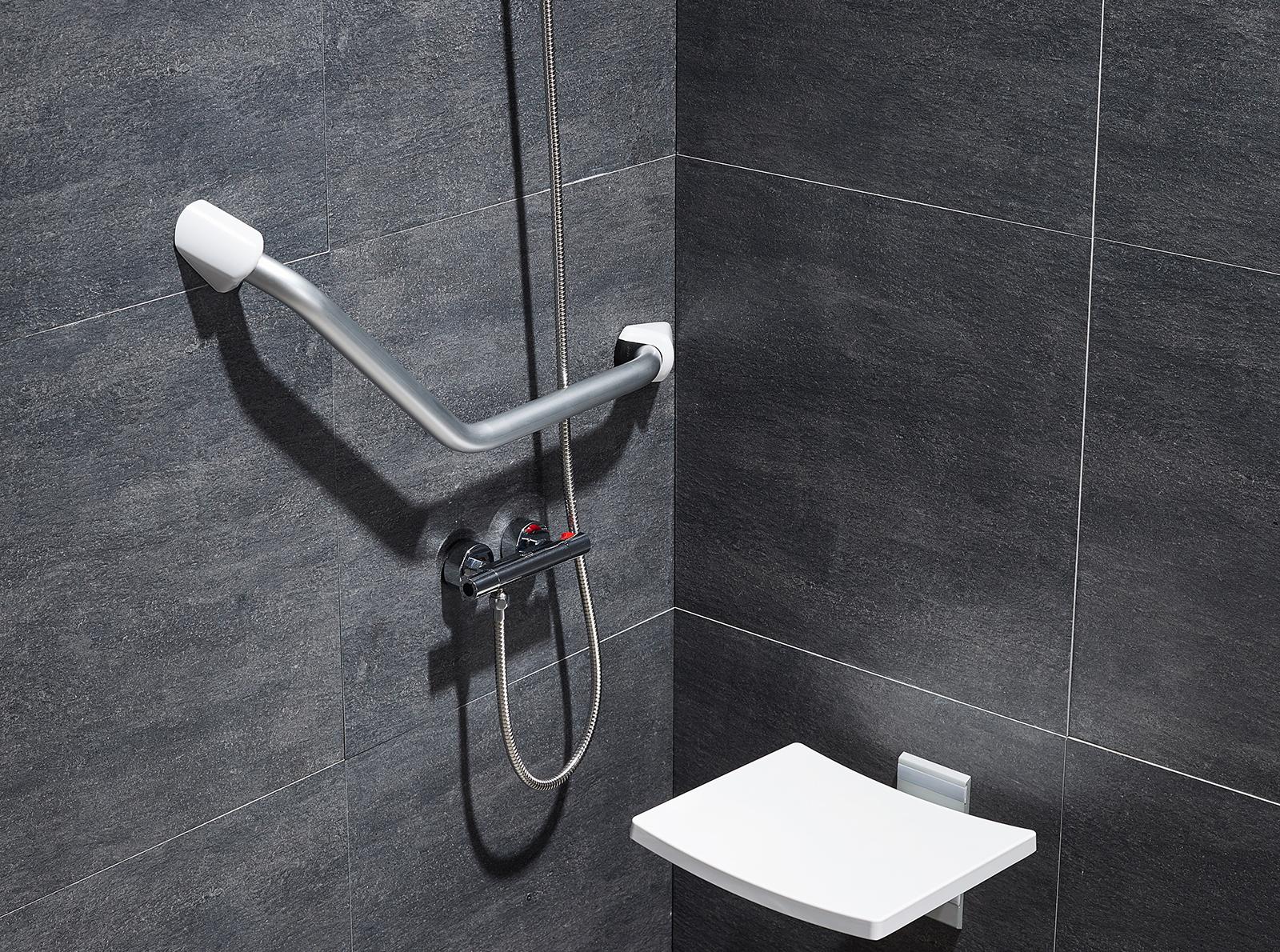 Full Size of Haltegriff Dusche Bernstein Haltestange Fsl 900 Gebogen Sttzgriff 80x80 Hüppe Duschen Anal Moderne Bluetooth Lautsprecher Komplett Set Badewanne Kaufen Dusche Haltegriff Dusche