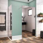 Walk In Duschwand Duschtrennwand 8mm Nano Glas Duschkabine Dusche Wand Behindertengerechte Pendeltür Duschen Kaufen Begehbare Fliesen Bodengleiche Dusche Glaswand Dusche