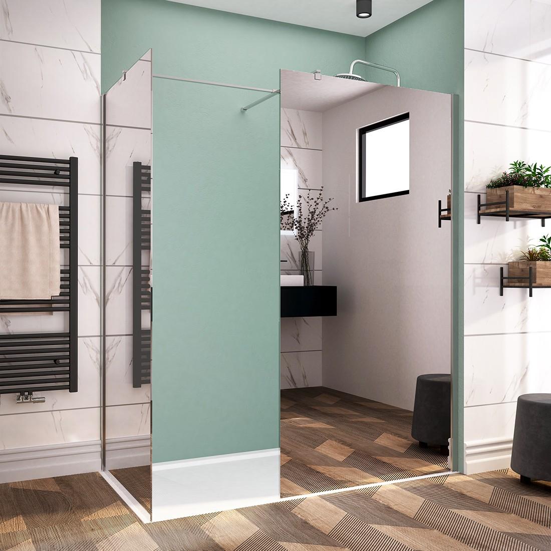 Full Size of Walk In Duschwand Duschtrennwand 8mm Nano Glas Duschkabine Dusche Wand Behindertengerechte Pendeltür Duschen Kaufen Begehbare Fliesen Bodengleiche Dusche Glaswand Dusche