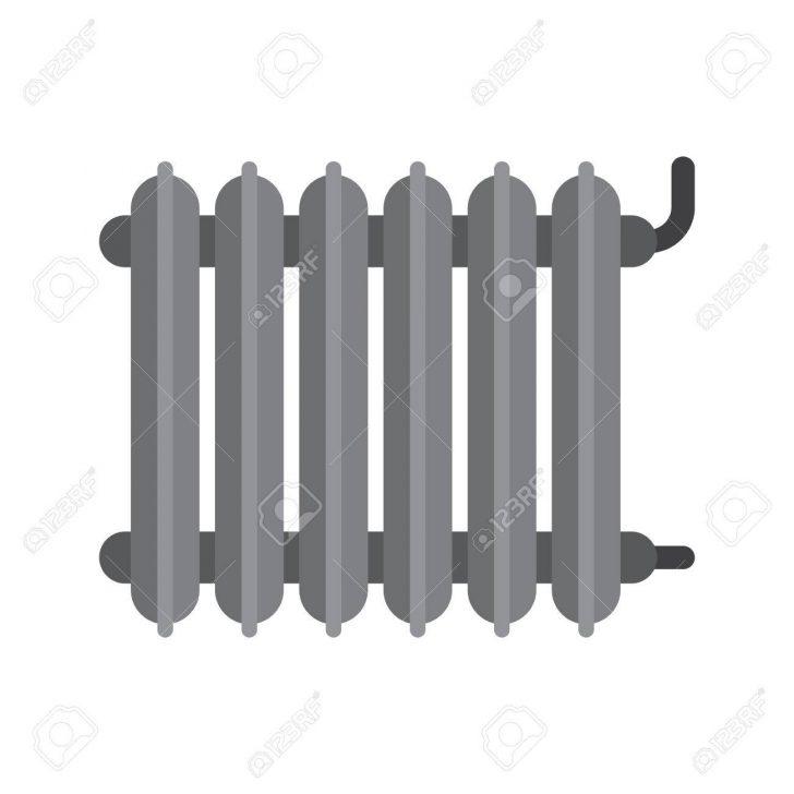 Medium Size of Heizkörper Flach Heizkrper Symbol Lizenzfrei Nutzbare Vektorgrafiken Elektroheizkörper Bad Wohnzimmer Bett Für Flachdach Fenster Wohnzimmer Heizkörper Flach