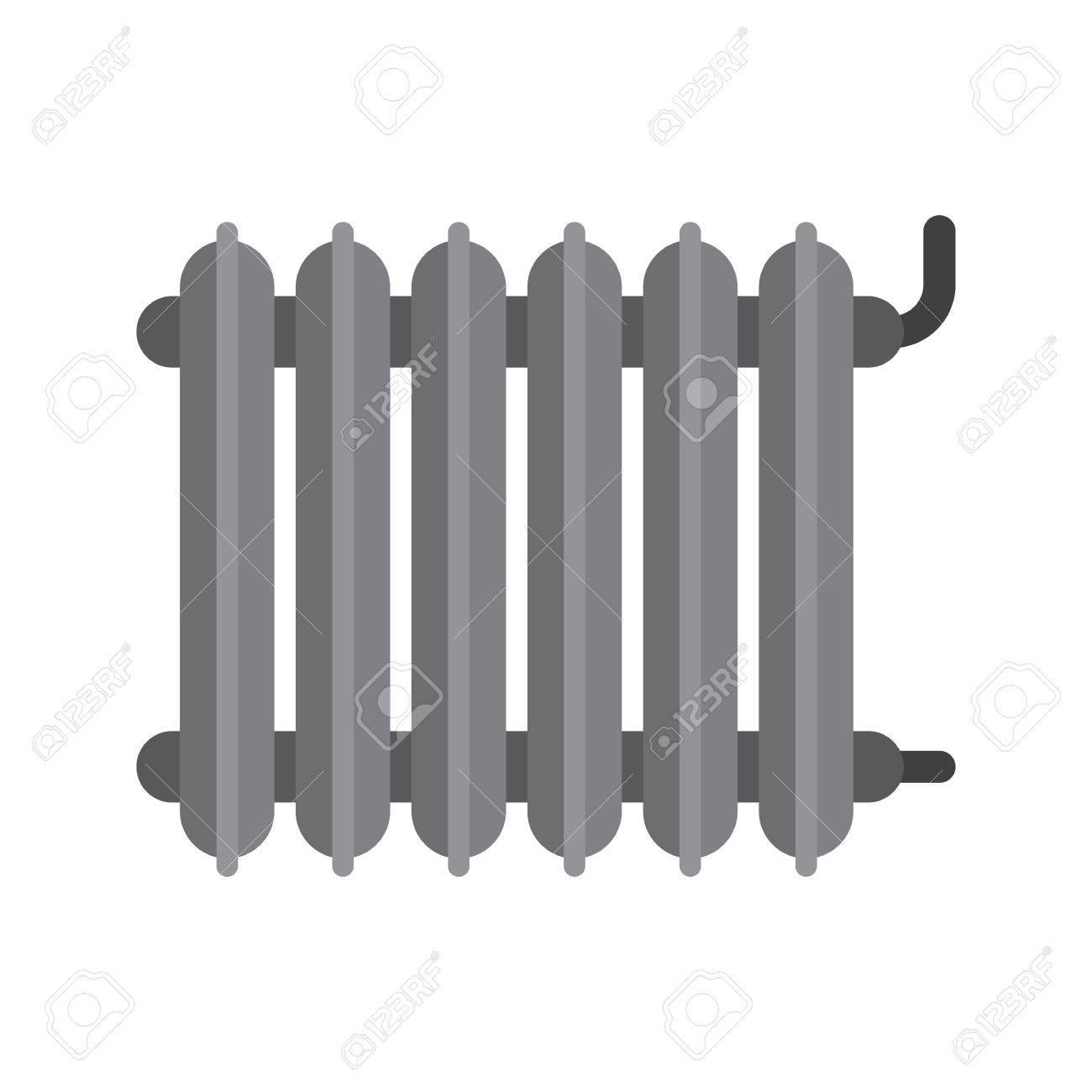 Full Size of Heizkörper Flach Heizkrper Symbol Lizenzfrei Nutzbare Vektorgrafiken Elektroheizkörper Bad Wohnzimmer Bett Für Flachdach Fenster Wohnzimmer Heizkörper Flach