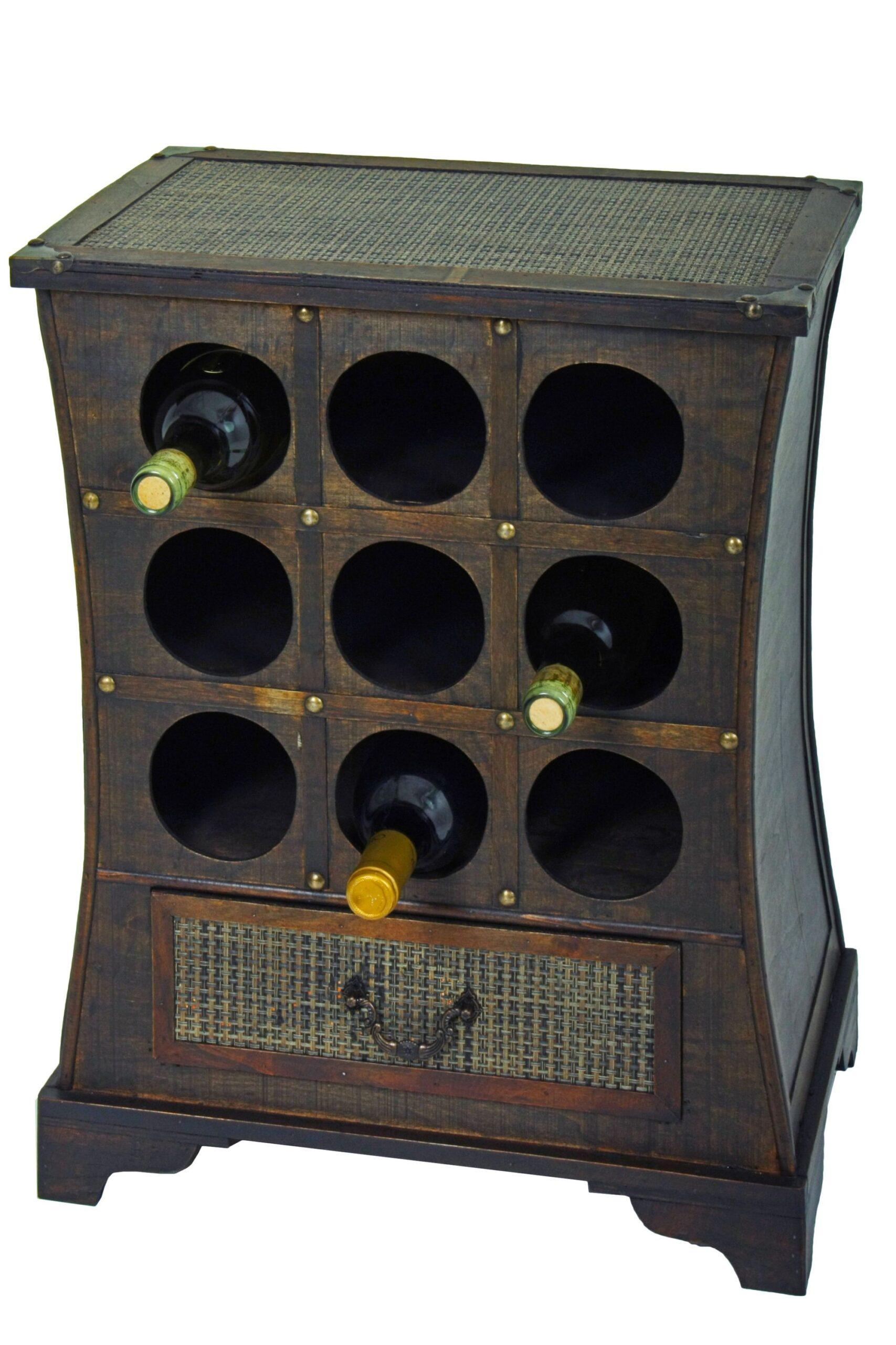 Full Size of Regal Kolonialstil Kolonial Holz Weinregal Flaschenregal Weinfregal F 9 Flaschen Soft Plus Kisten Anfahrschutz Kernbuche Weißes Für Dachschräge Fnp Flexa Regal Regal Kolonialstil