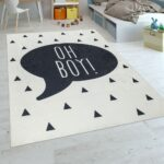 Kinderzimmer Teppiche Teppich Jungen Sprechblase Teppichcenter24 Sofa Regal Wohnzimmer Regale Weiß Kinderzimmer Kinderzimmer Teppiche