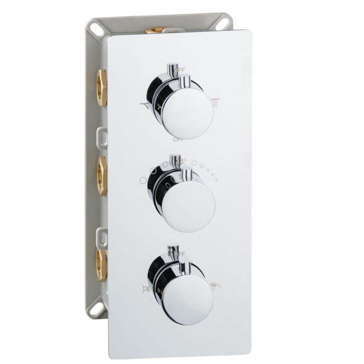 Medium Size of Dusche Unterputz Thermostat Vier Wege Mischbatterie Wannenarmatur Walkin Armatur Bodengleiche Duschen Ebenerdige Kosten Grohe Bluetooth Lautsprecher 80x80 Dusche Dusche Unterputz