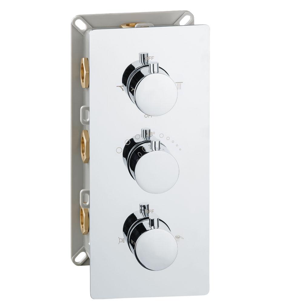Full Size of Dusche Unterputz Thermostat Vier Wege Mischbatterie Wannenarmatur Walkin Armatur Bodengleiche Duschen Ebenerdige Kosten Grohe Bluetooth Lautsprecher 80x80 Dusche Dusche Unterputz