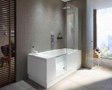 Badewanne Dusche Dusche Shower Bath Walk In Dusche Und Badewanne La Duravit Nischentür Mischbatterie Anal Ebenerdige Rainshower Mit Tür Einbauen Ebenerdig Glastrennwand Bodenebene