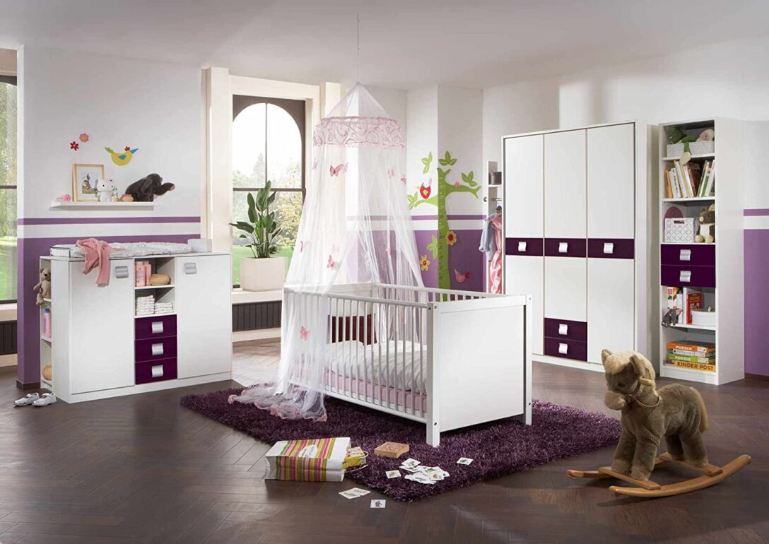 Large Size of Komplett Kinderzimmer Lifestyle4living Babyzimmer Set Babymbel Komplette Küche Bett 160x200 Regal Schlafzimmer Weiß Günstig Sofa 180x200 Mit Lattenrost Und Kinderzimmer Komplett Kinderzimmer