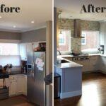 Küchenwand Top Und Fabelhafte Ideen Fr Kchenwand Wohnzimmer Küchenwand