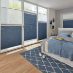 Plissee Kinderzimmer Abdunklung Von Schlaf Und Duette Wabenplissee Fenster Regal Weiß Regale Sofa Kinderzimmer Plissee Kinderzimmer
