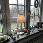 Fensterbank Fenster Dekorieren Wohnzimmer Fensterbank Dekorieren