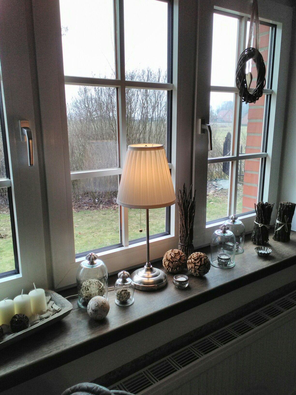 Full Size of Fensterbank Fenster Dekorieren Wohnzimmer Fensterbank Dekorieren