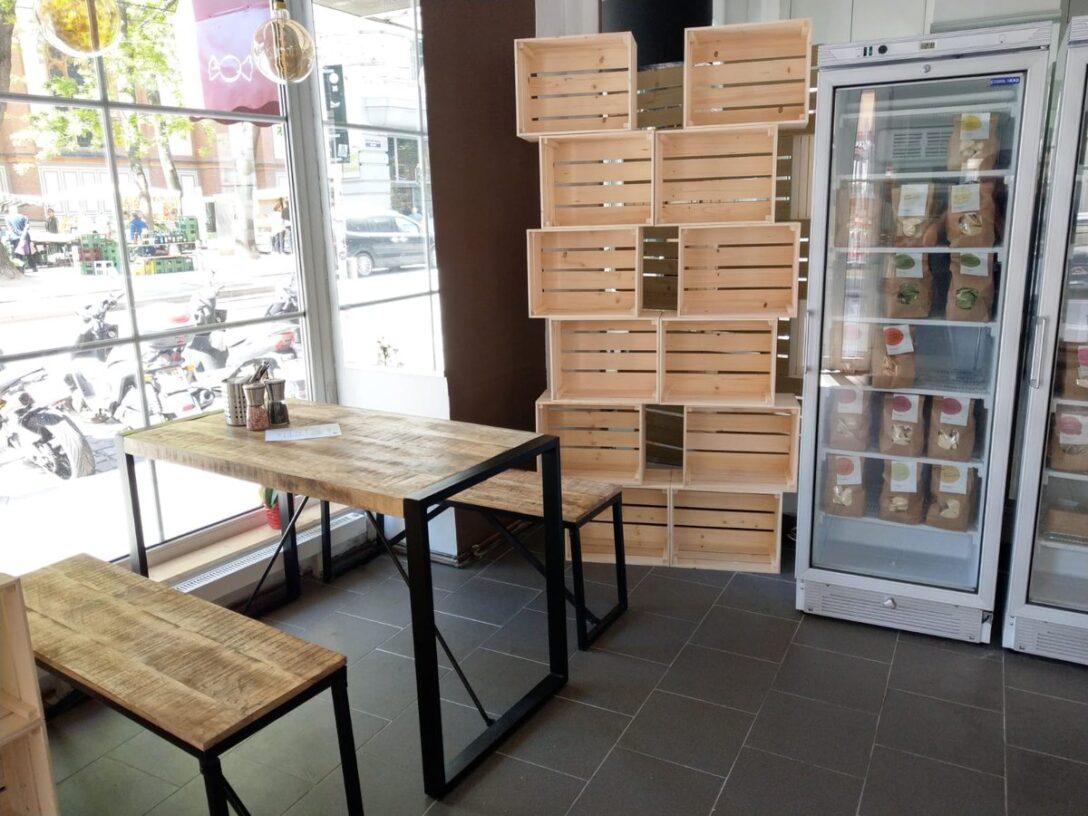 Large Size of Regal Aus Kisten Schlipf Co On Unser Neuer Look Als Ausziehbares Bett Zum Ausziehen Holz Hotel Bad Frankenhausen Landhaus Weiß Schmale Regale Schlafzimmer Regal Regal Aus Kisten