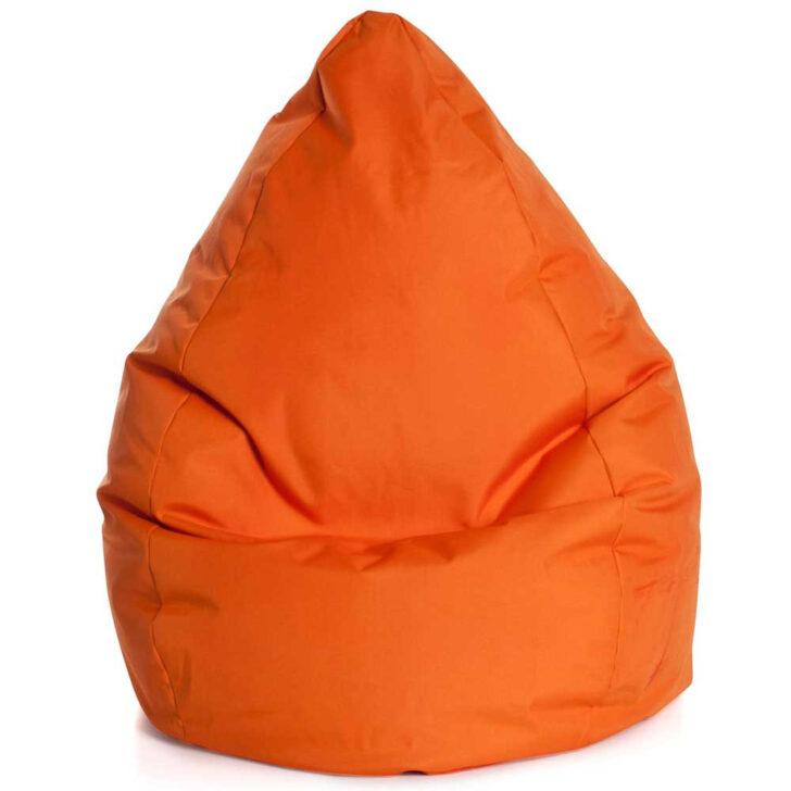 Medium Size of Sitzsack Balu In Orange Aus Polyester Pharao24de Sichtschutzfolie Für Fenster Bilder Fürs Wohnzimmer Sofa Esstisch Tapeten Die Küche Regal Dachschräge Kinderzimmer Sitzsack Für Kinderzimmer