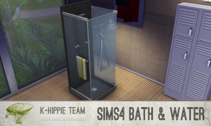Medium Size of Moderne Duschen Badezimmer Fliesen Begehbare Kleine Dusche Ohne Bilder Gefliest Gemauert Sims 4 Mod Bringt Fr Eure Sims4eu Sprinz Breuer Deckenleuchte Dusche Moderne Duschen