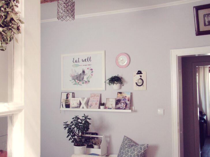Medium Size of Projekt Kchenwand Wie Ein Deko Newbie Den Frhling Ins Haus Wohnzimmer Küchenwand
