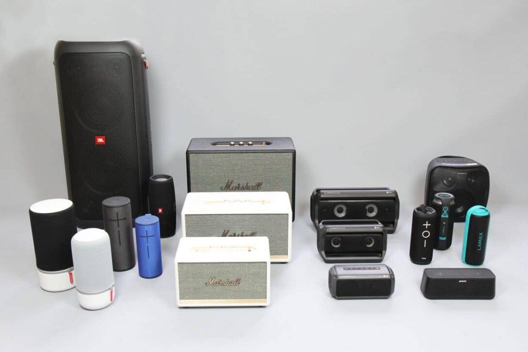 Large Size of Bluetooth Lautsprecher Dusche Test 2020 Welche Sind Besten Allesbeste 80x80 Bodengleiche Bidet Bodenebene Unterputz Armatur Badewanne Mit Tür Und Ebenerdig Dusche Bluetooth Lautsprecher Dusche