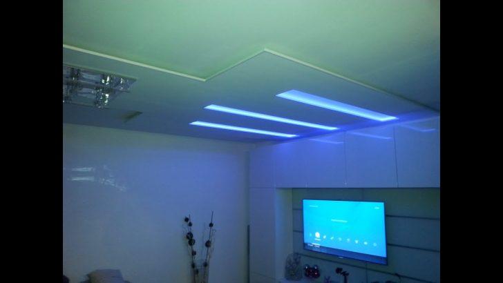 Medium Size of Indirekte Beleuchtung Decke Led Youtube Schlafzimmer Deckenleuchte Lampe Badezimmer Modern Spiegelschrank Bad Mit Und Steckdose Deckenleuchten Deckenlampe Wohnzimmer Indirekte Beleuchtung Decke