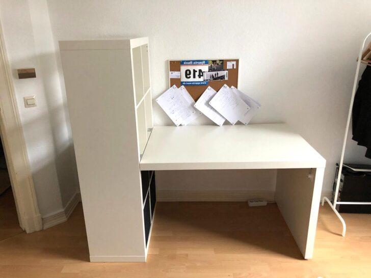 Medium Size of Regal Schreibtisch Ikea Expedit Gebraucht Kaufen 4 St Bis 60 Amazon Regale Blu Ray Graues Auf Rollen Metall Wildeiche Maß Würfel Offenes Badezimmer Ahorn Dvd Regal Regal Schreibtisch
