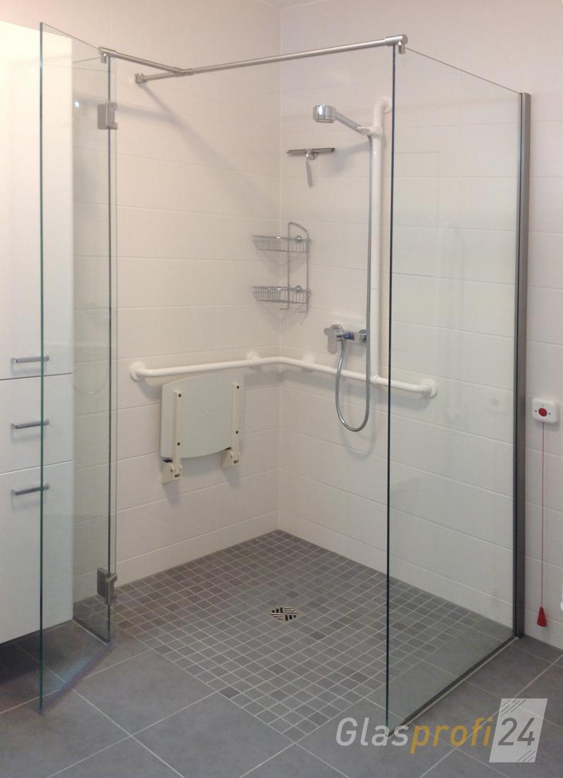 Full Size of Begehbare Dusche Ohne Glas Exklusive Bodenebene Komplett Set Badewanne Mit Tür Und Behindertengerechte Eckeinstieg Schulte Duschen Mischbatterie Bodengleiche Dusche Begehbare Dusche