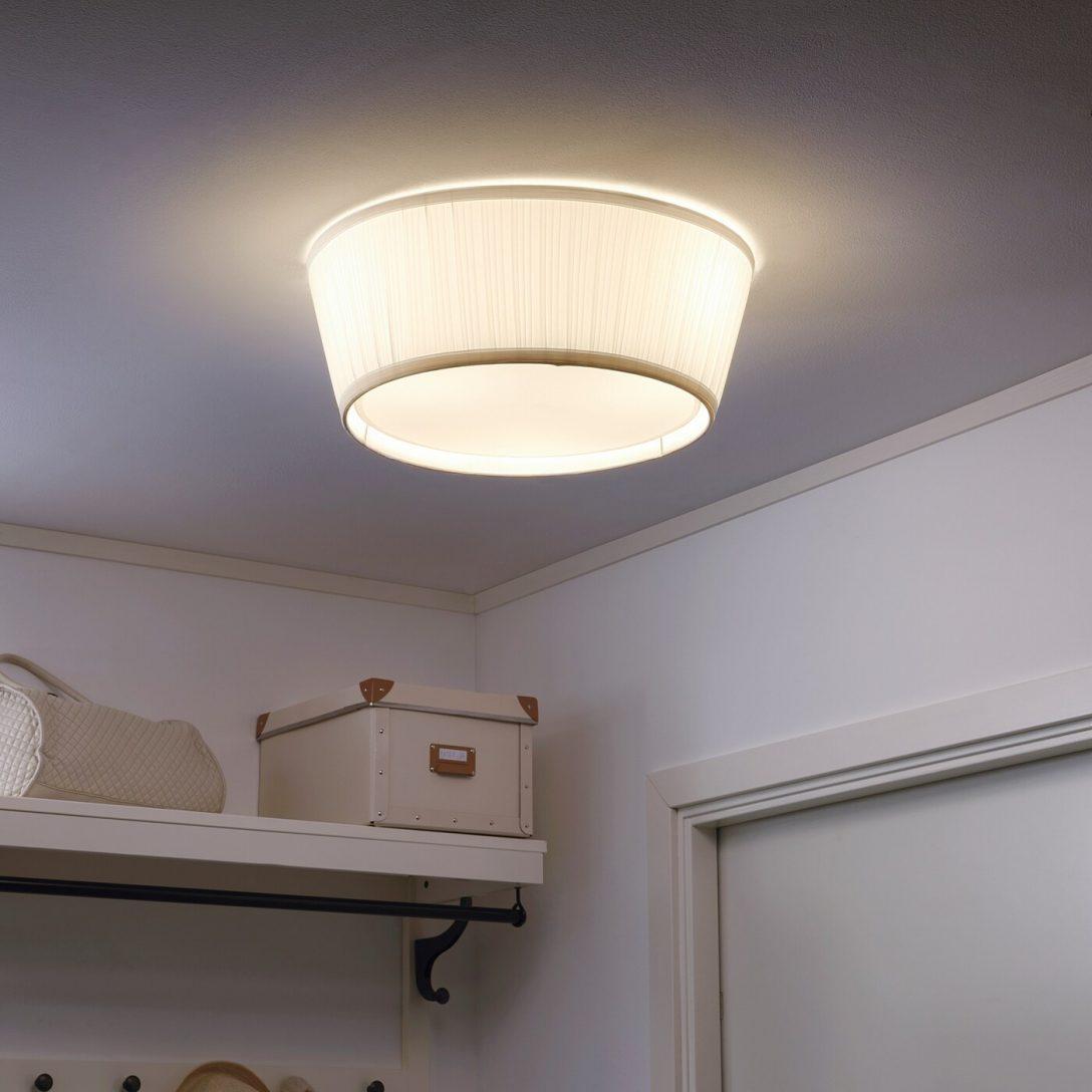 Large Size of Rstid Deckenleuchte Wei Ikea Deutschland Wohnzimmer Deckenlampen Betten 160x200 Deckenlampe Schlafzimmer Küche Kosten Bei Miniküche Sofa Mit Schlaffunktion Wohnzimmer Deckenlampe Ikea