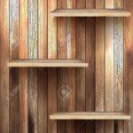 Regal Holz Isoliert 3d Leere Fr Ausstellung Lizenzfrei Nutzbare Werkstatt Aus Kisten Offenes Holzofen Küche Dachschräge Kolonialstil Regale Europaletten Cd Regal Regal Holz