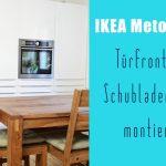 Ikea Apothekerschrank Metod Aufbautricks Tr Als Schubladenfront Rezepte Betten 160x200 Küche Sofa Mit Schlaffunktion Kaufen Bei Kosten Modulküche Miniküche Wohnzimmer Ikea Apothekerschrank