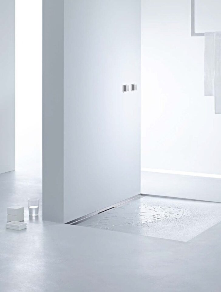 Medium Size of Bodengleiche Duschen Bad Und Sanitr Baunetz Wissen Schulte Werksverkauf Sprinz Hsk Dusche Fliesen Nachträglich Einbauen Moderne Hüppe Begehbare Kaufen Dusche Bodengleiche Duschen