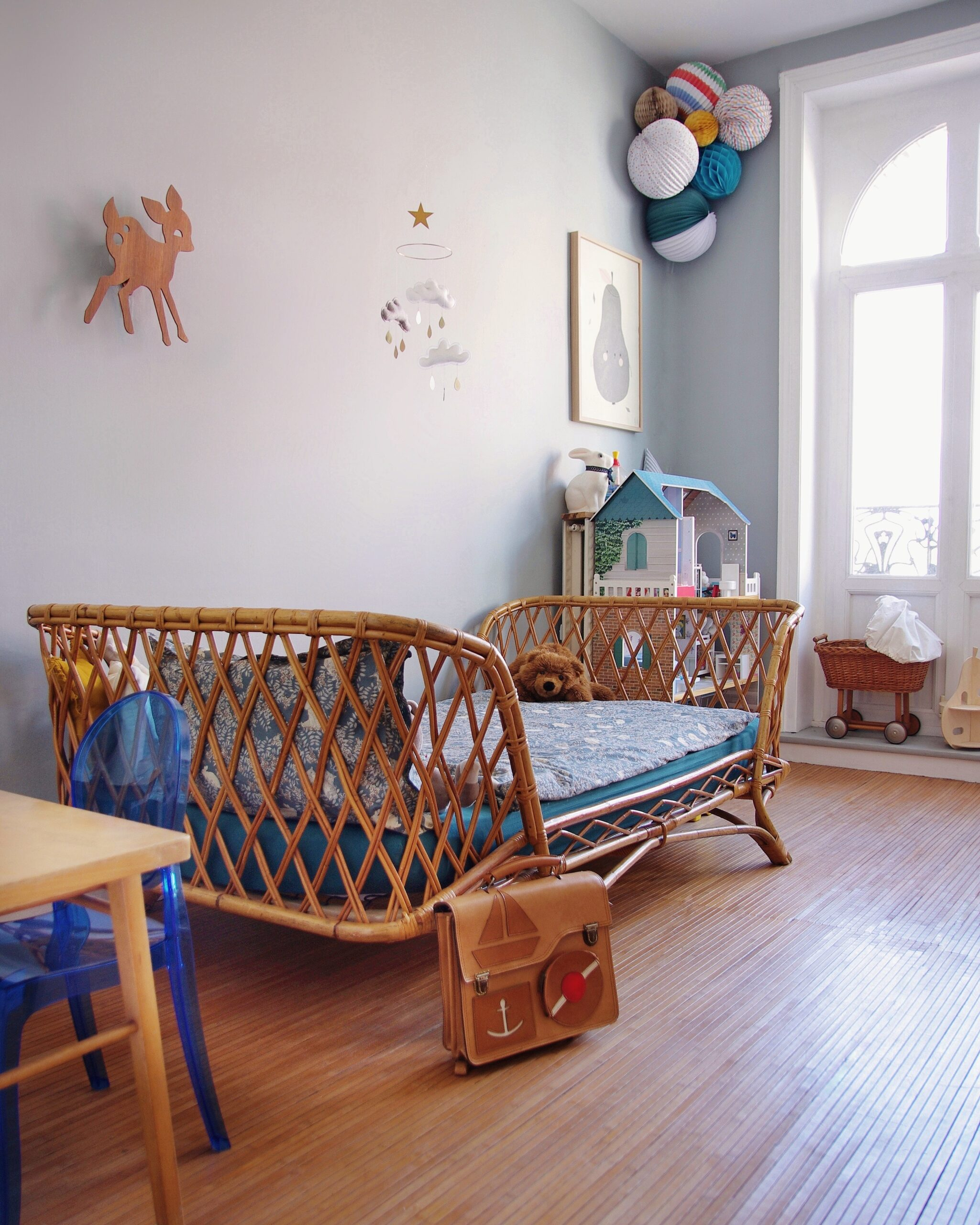 Full Size of Kinderzimmer Wanddeko Zeitgeme Deko Und Gestaltung Wohnklamotte Regal Weiß Regale Küche Sofa Kinderzimmer Kinderzimmer Wanddeko