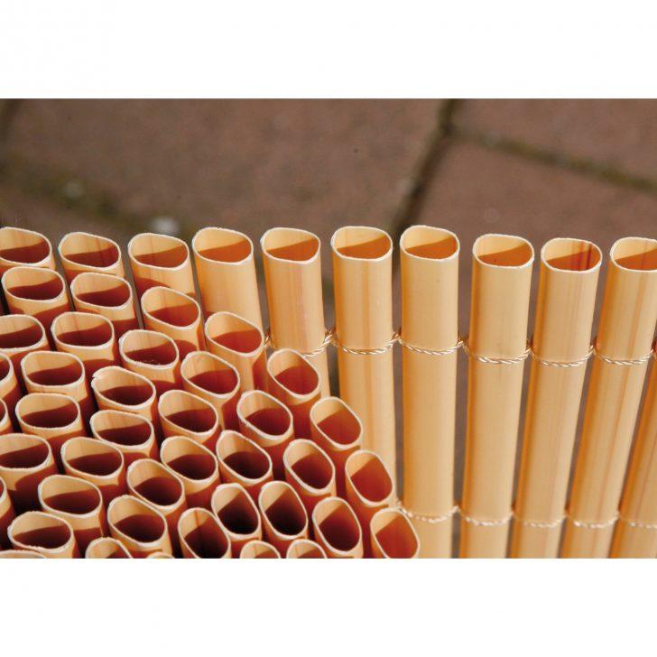 Medium Size of Bambus Sichtschutz Obi Balkon Kunststoff Schweiz Balkonverkleidung Comfort Optik 180 Cm 300 Kaufen Bei Einbauküche Fenster Bett Regale Immobilien Bad Homburg Wohnzimmer Bambus Sichtschutz Obi
