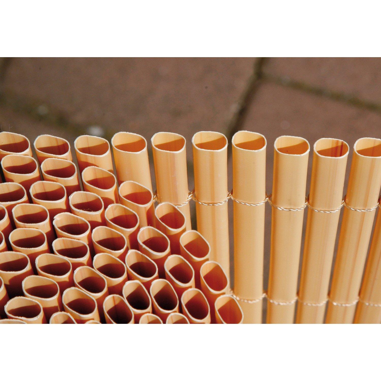 Full Size of Bambus Sichtschutz Obi Balkon Kunststoff Schweiz Balkonverkleidung Comfort Optik 180 Cm 300 Kaufen Bei Einbauküche Fenster Bett Regale Immobilien Bad Homburg Wohnzimmer Bambus Sichtschutz Obi