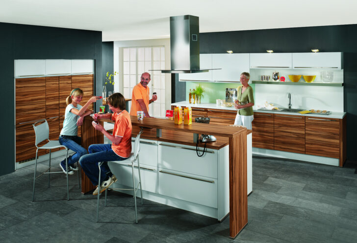 Medium Size of Kchentheke Diese Varianten Sind Machbar Wohnzimmer Küchentheke
