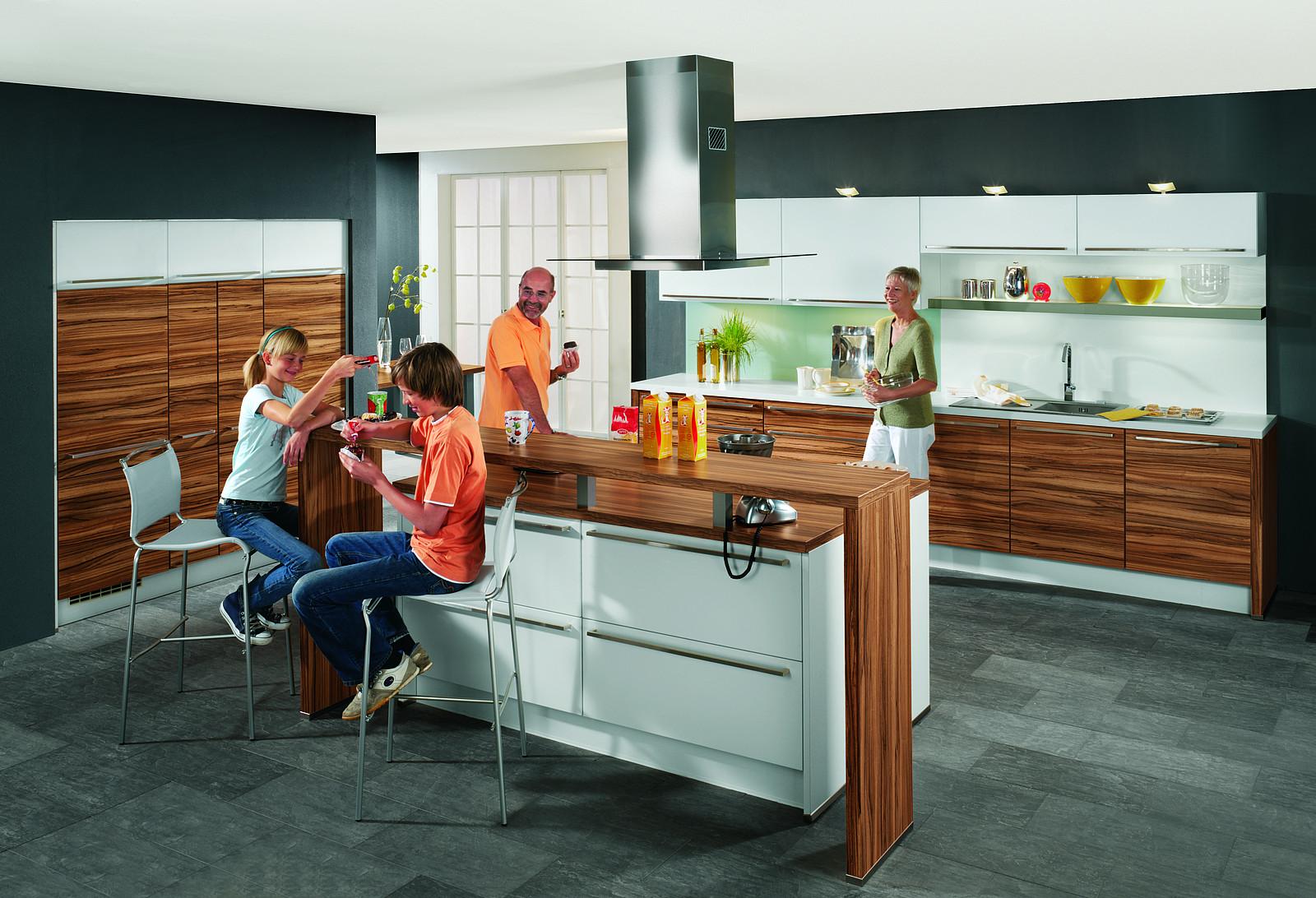 Full Size of Kchentheke Diese Varianten Sind Machbar Wohnzimmer Küchentheke