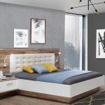 Bett Italienisches Design Modern Puristisch 180x200 Eiche 140x200 Sleep Better Betten Holz Leader Bettanlage Futonbett Bettgestell 180x200cm Stabeiche Wei Wohnzimmer Bett Modern
