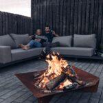 Garten Lounge Möbel Loungemöbel Sessel Sofa Set Holz Günstig Wohnzimmer Terrassen Lounge
