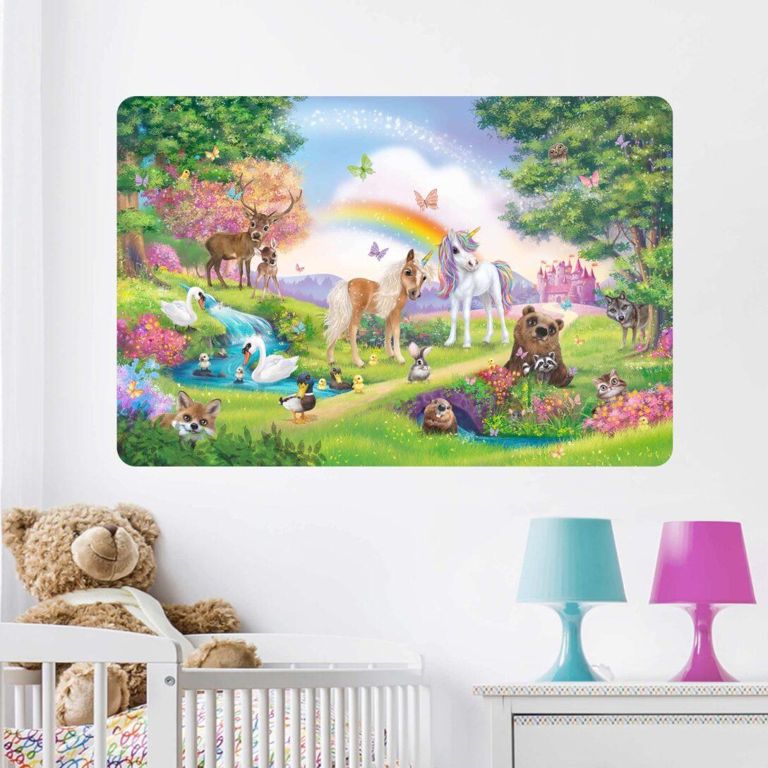 Large Size of Selbstklebendes Wandbild Kinderzimmer Animal Club International Sofa Wandbilder Wohnzimmer Schlafzimmer Regale Regal Weiß Kinderzimmer Wandbild Kinderzimmer