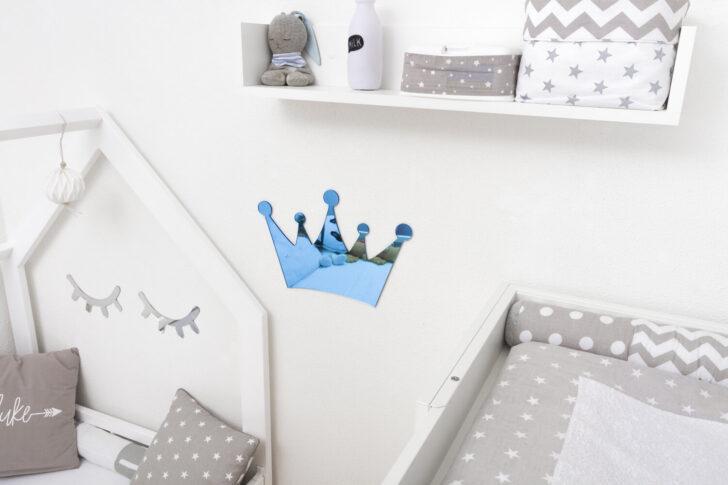 Medium Size of Spiegel Kinderzimmer Krone Blau S203 Luvelde Fashion Led Bad Badezimmer Spiegelschrank Mit Beleuchtung Spiegellampe Regal Weiß Spiegelleuchten Kinderzimmer Spiegel Kinderzimmer