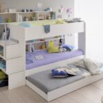 Kinderzimmer Hochbett Kinderzimmer Kinderzimmer Hochbett Kids Avenue Etagenbett Regal Weiß Regale Sofa