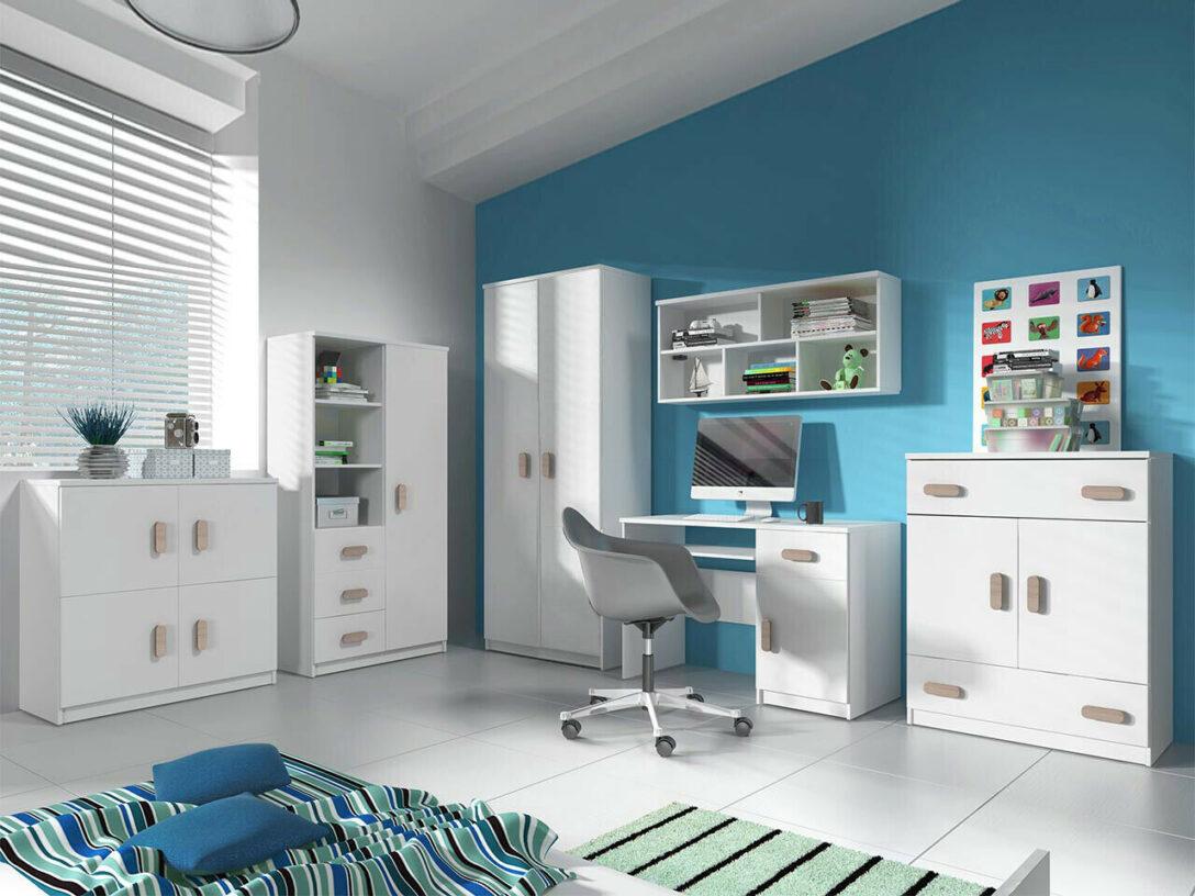 Large Size of Sunny Jugendzimmer Kinderzimmer 3 Teilig Komplett Wei Blau Günstige Betten Bett Kaufen Günstig Badezimmer Sofa Regal Weiß Regale Günstiges Komplettes Kinderzimmer Kinderzimmer Komplett Günstig