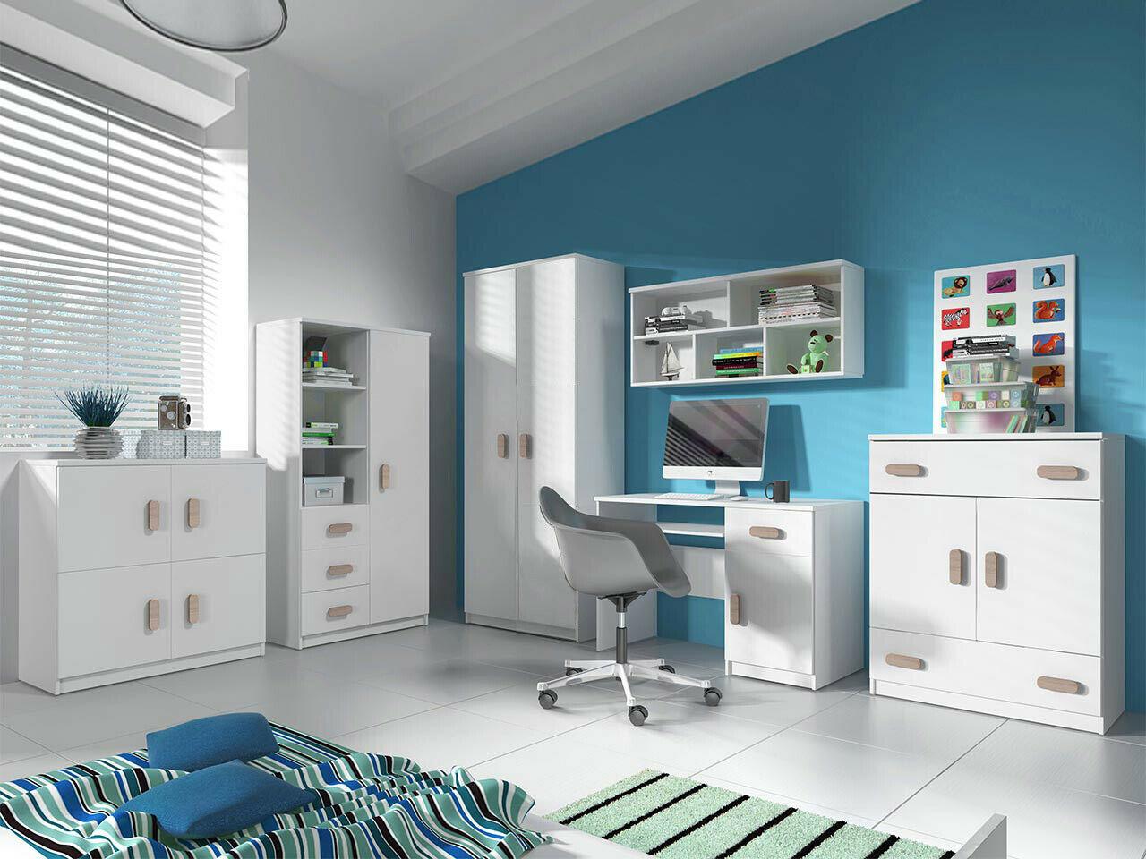 Full Size of Sunny Jugendzimmer Kinderzimmer 3 Teilig Komplett Wei Blau Günstige Betten Bett Kaufen Günstig Badezimmer Sofa Regal Weiß Regale Günstiges Komplettes Kinderzimmer Kinderzimmer Komplett Günstig