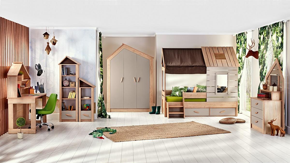 Full Size of Komplett Kinderzimmer Set Foresters Hut Online Furnart Bett 160x200 Regale Schlafzimmer Günstig Regal Weiß Komplettes Dusche Mit Lattenrost Und Matratze Kinderzimmer Komplett Kinderzimmer