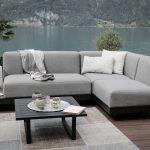 Outdoor Sofa Wetterfest Wohnzimmer Outdoor Sofa Wetterfest Ikea Lounge Couch Blau Garnitur 2 Teilig Schlafsofa Liegefläche 160x200 Garten Landhausstil Sitzhöhe 55 Cm Leder Luxus Hay Mags Grau