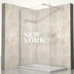 Glaswand Dusche New York One Bath Abfluss Anal Schiebetür Badewanne Wand Rainshower Komplett Set Hüppe Bodenebene Mischbatterie Duschen Nischentür Dusche Glaswand Dusche