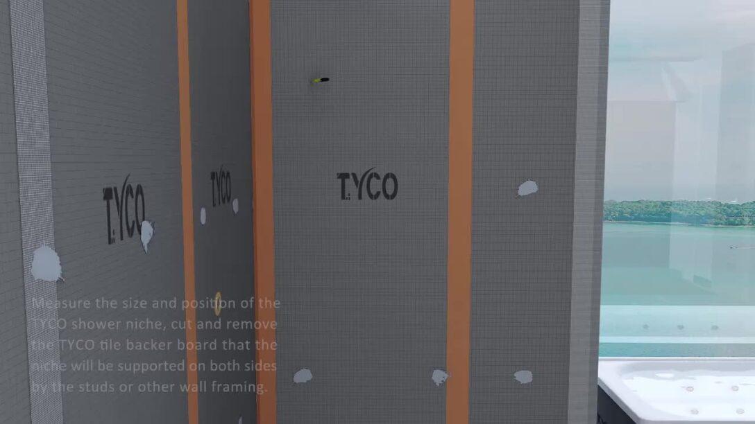 Large Size of Dusche Wand Wasserdicht Bad Flushbonading Nische Buy Glastrennwand Wandtattoo Schlafzimmer Garten Trennwand Anbauwand Wohnzimmer Grohe Thermostat Schulte Dusche Dusche Wand
