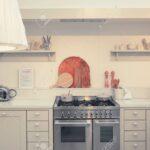 Küche Landhausstil Kche Im Lizenzfreie Fotos Outdoor Kaufen Hochglanz Abluftventilator Beistelltisch Mit Elektrogeräten Arbeitsplatte Gardinen Für Die Wohnzimmer Küche Landhausstil