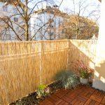 Balkon Sichtschutz Bambus Ikea Wohnzimmer Balkon Sichtschutz Bambus Ikea Balcony Diy In Progress Little Garden With Black And Terra Küche Kaufen Kosten Sichtschutzfolie Für Fenster Modulküche Bett