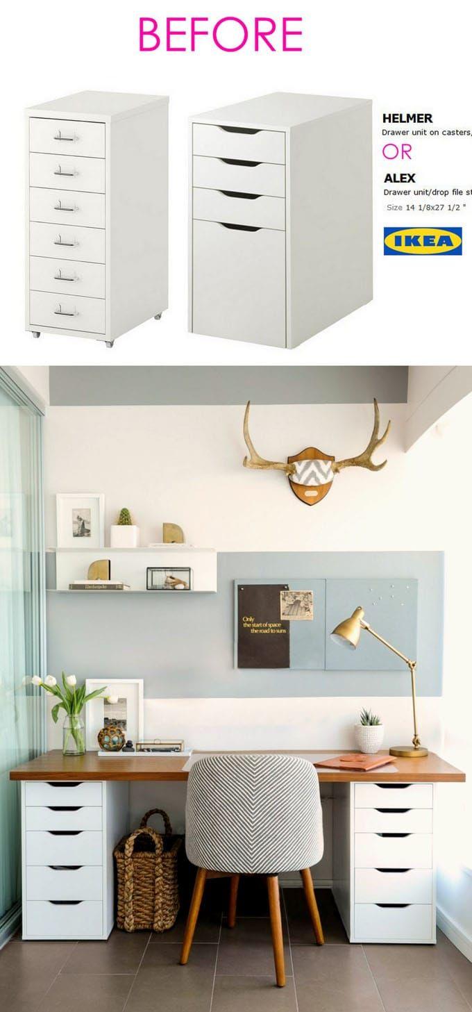 Full Size of Ikea Hacks 20 Smart And Gorgeous Great Tutorials Küche Kaufen Kosten Miniküche Modulküche Betten Bei 160x200 Sofa Mit Schlaffunktion Wohnzimmer Ikea Hacks
